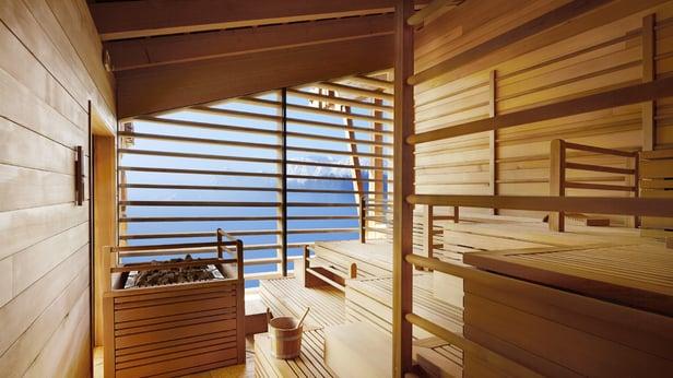 Ventilazione in sauna - un rito per il corpo e i sensi