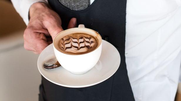 Latte Art - il cuore nel caffé