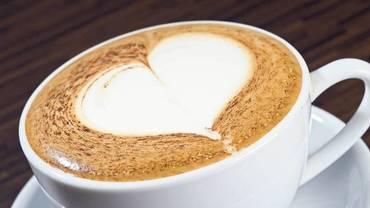 Latte Art - Das Herz auf dem Kaffee