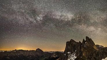 Blick in den Kosmos - Sternstunden mit Simon Moroder